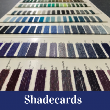 Shadecards